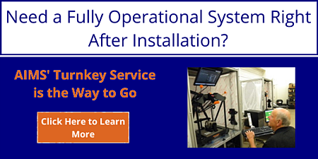 AIMS Turnkey Service - Click Here to Learn More