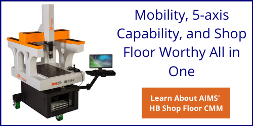 Click Here to Learn About Our HB Shop Floor CMM