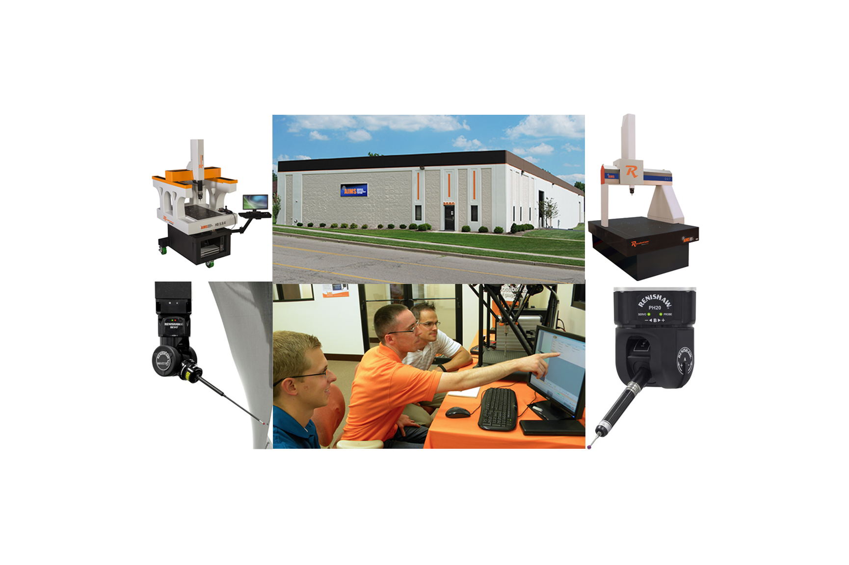 Your 5-Axis CMM Experts!